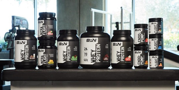 BPN Supplements - Bare Performance Nutrition
