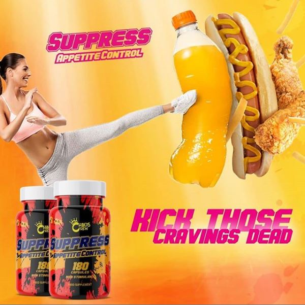 Suppress Appetite Control from Chaos Crew