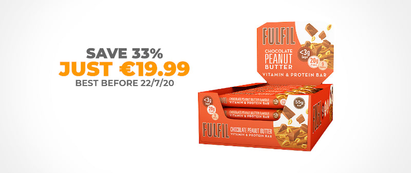 Fulfil Bars - Special Offer