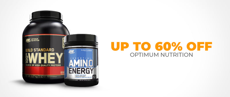 Optimum Nutrition Special Offers