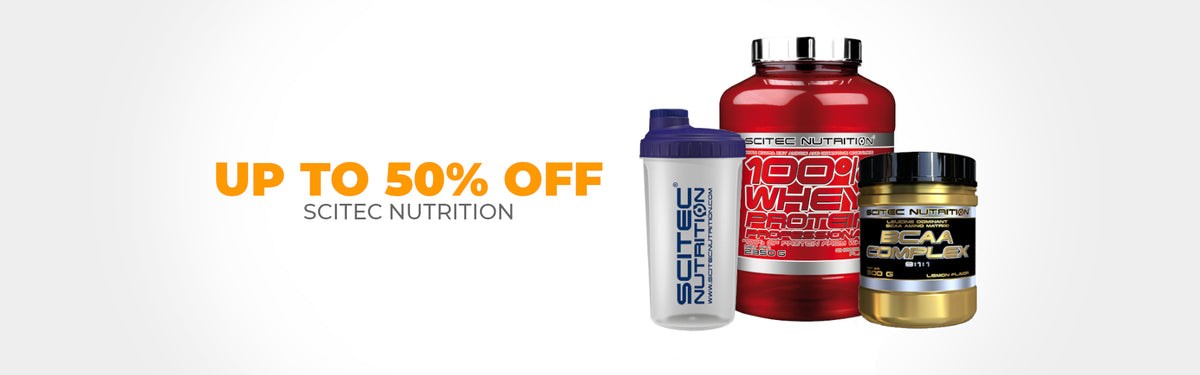 Scitec Nutrition Special Offers