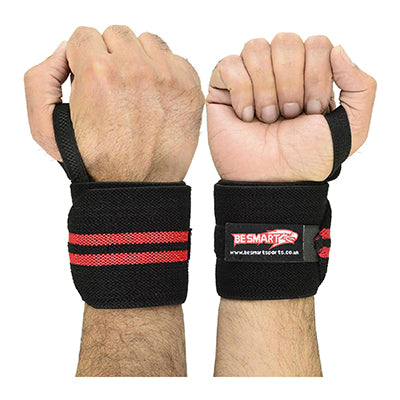 Wrist Supports for weight-lifting / training