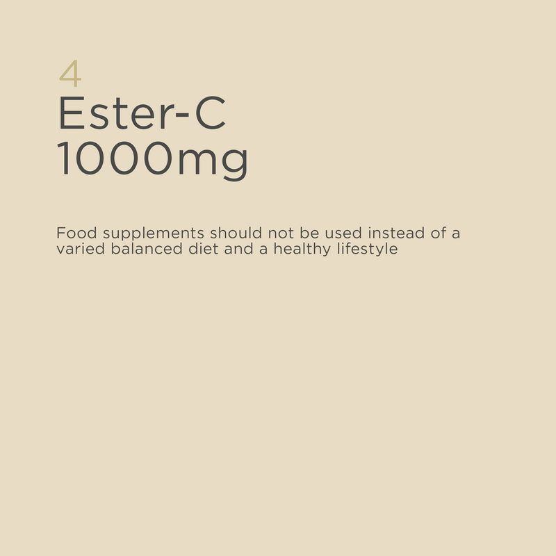 Solgar Ester-C Plus 1000mg Vitamin C - 30 Tablets