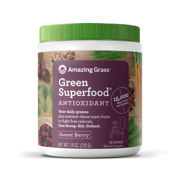Amazing Grass Green Superfood Antioxidant