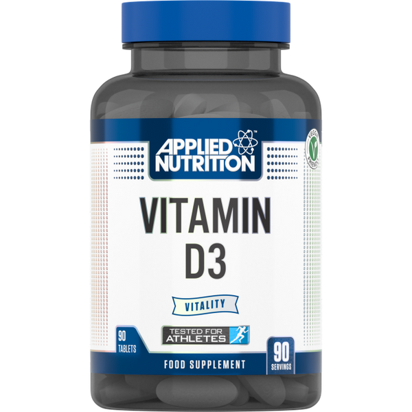 Applied Nutrition Vitamin D3 - 90x 3000IU