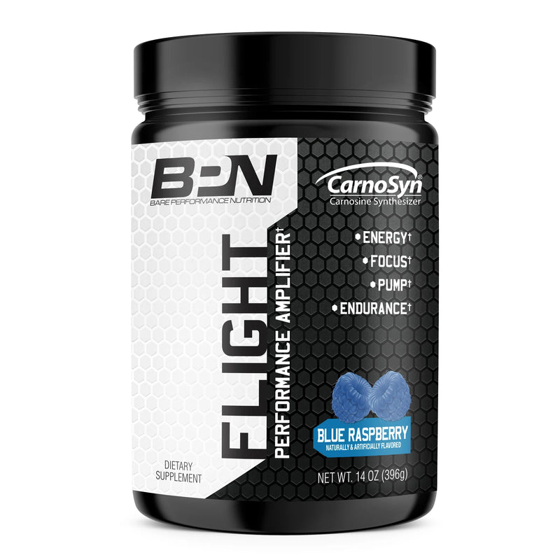 Flight Pre Workout from BPN Bare Performance Nutrition
