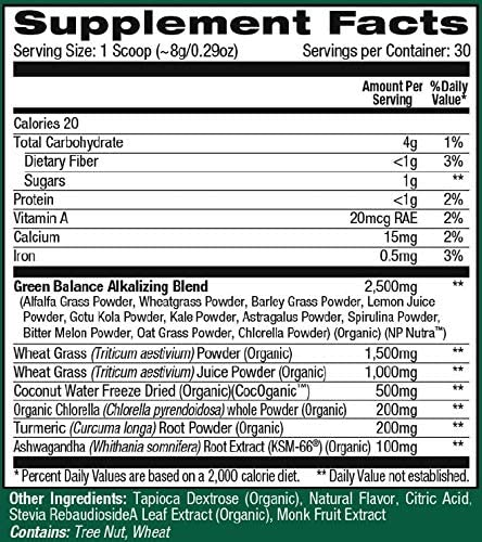 BPN Strong Greens - 30 Servings