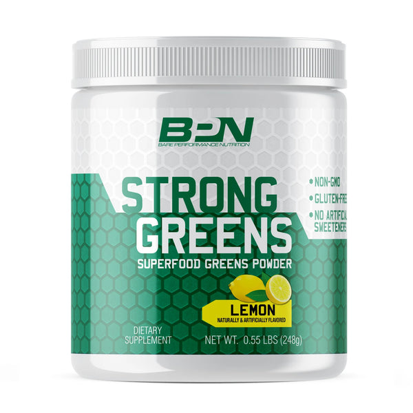 BPN Strong Greens (Bare Performance Nutrition)