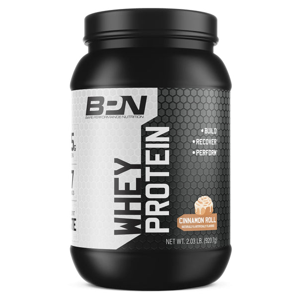 BPN Whey Protein - Bare Performance Nutrition