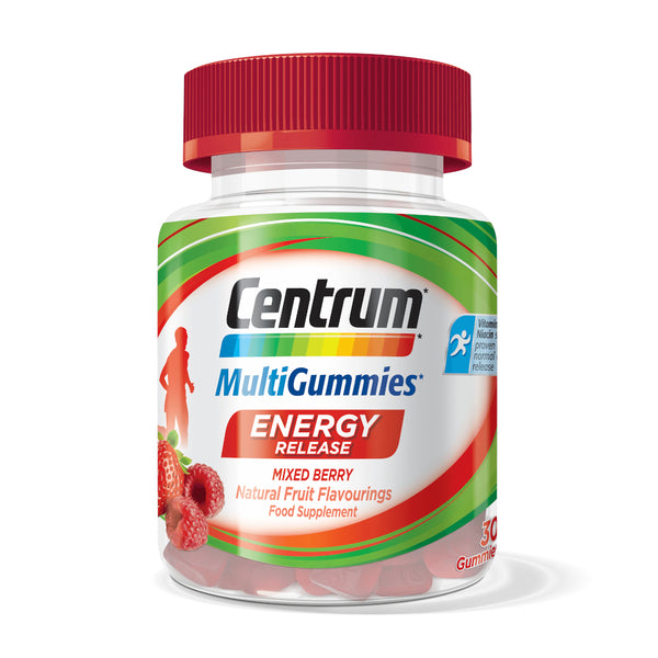 Centrum MultiGummies - Energy