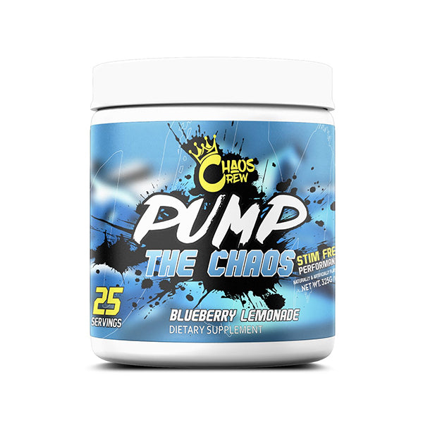 Pump The Chaos Pre Workout