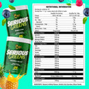 Chaos Crew Serious Greens - 25 Servings