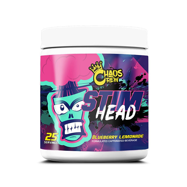Stim Head Pre Workout
