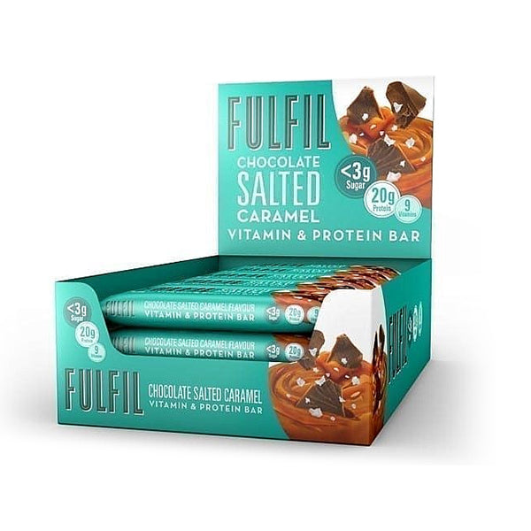 Fulfil Protein Bars (box)