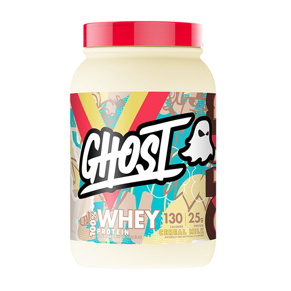 Ghost Protein - graphic mock-up