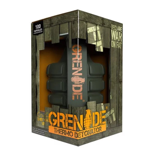 Grenade Fat Burner Thermo Detonator