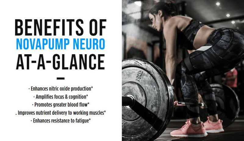 NovaPump Neuro benefits