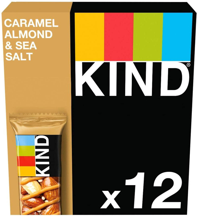 Kind Bars - caramel almond & sea salt