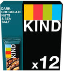 Kind Bars - dark chocolate nuts & sea salt