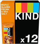 Kind Bars - maple glazed pecan & sea salt