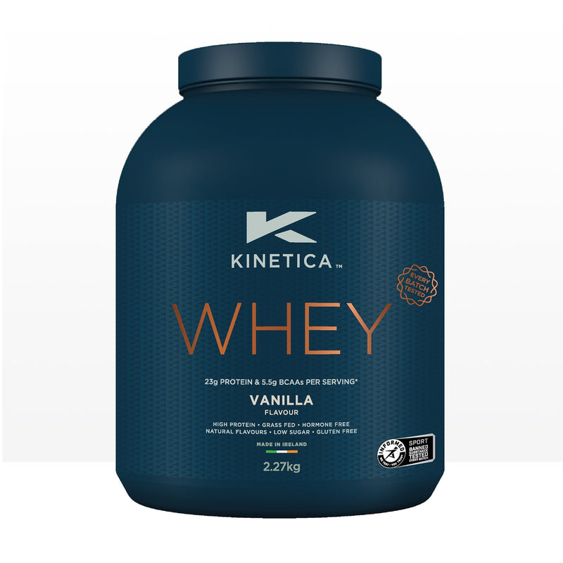 Kinetica Whey Protein - 5lbs