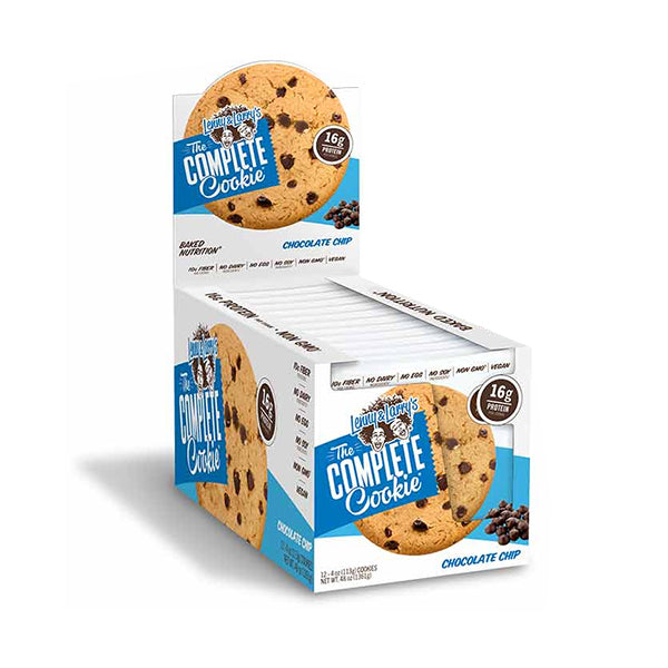Lenny & Larrys Complete Protein Cookies (box of 12)