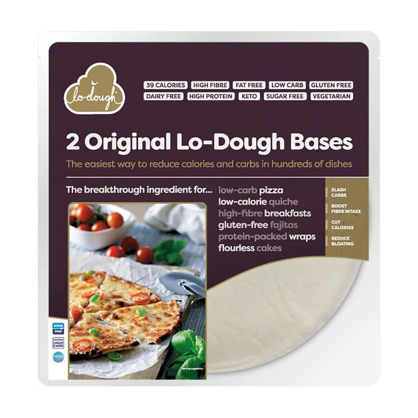 Lo Dough Bases - pack of 2