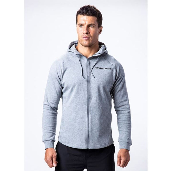 Maximuscle Men's Zip Hoodie