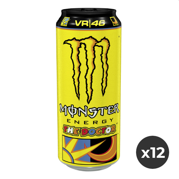 Monster Energy The Doctor (Valentino Rossi)