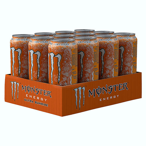 Monster Energy Ultra - 12x 500ml
