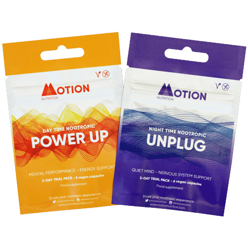 Power Up + Unplug Sampler Pack