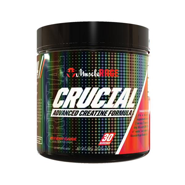 Muscle Rage Crucial Advance Creatine