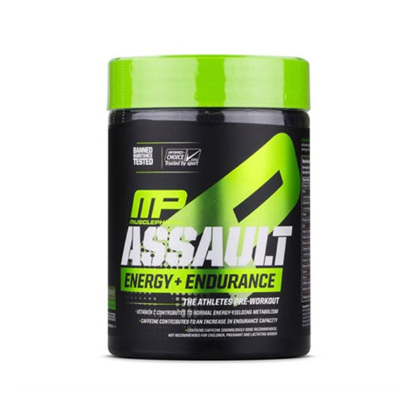 MusclePharm Assault Endurance Pre Workout