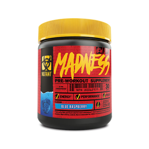 Mutant Madness Pre Workout