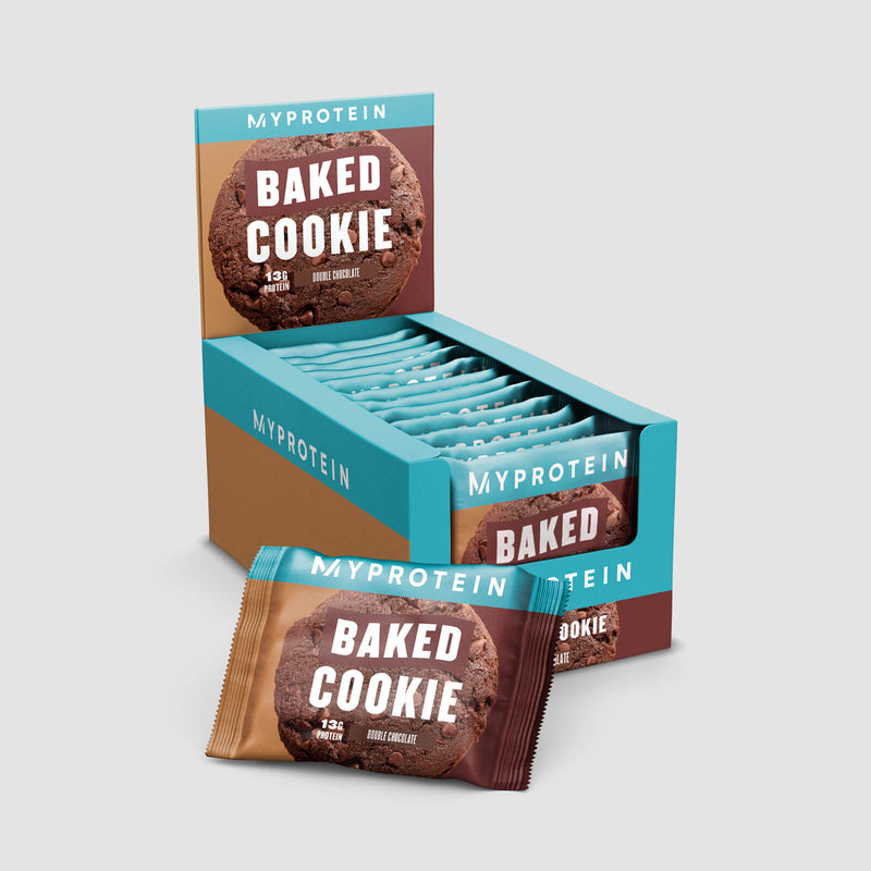 MyProtein Baked Cookies 12x 75g