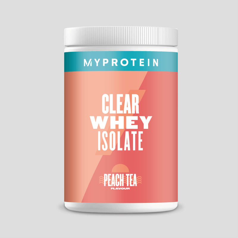 Clear Whey Isolate - 20 Servings