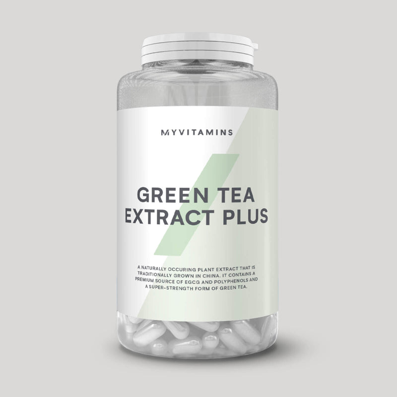 Green Tea Extract Plus Tablets