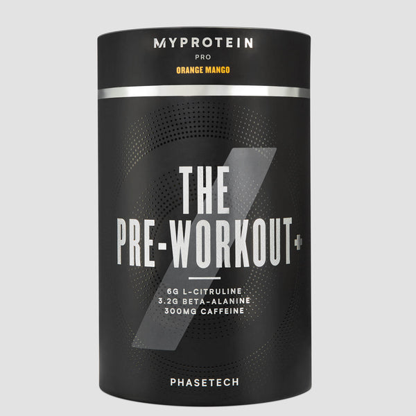 The Pre-Workout Pro - 360g