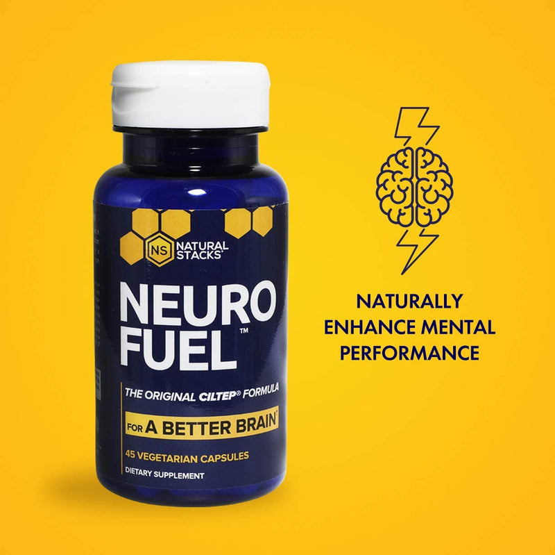 Neuro Fuel - enhance mental performance