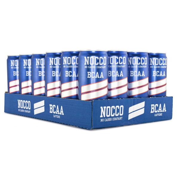 Nocco BCAA - case/crate of 24 cans