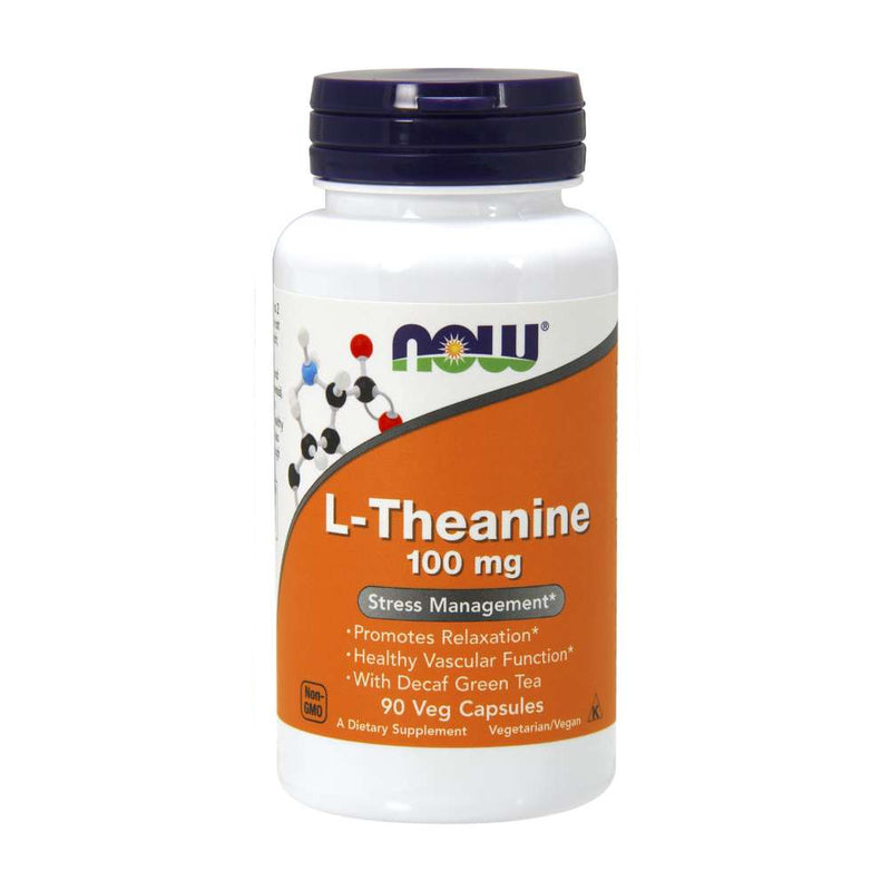 Now L-Theanine - 90x 100mg