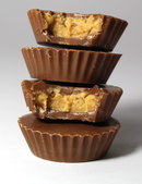 Nutry Nuts Peanut Butter Cups up close