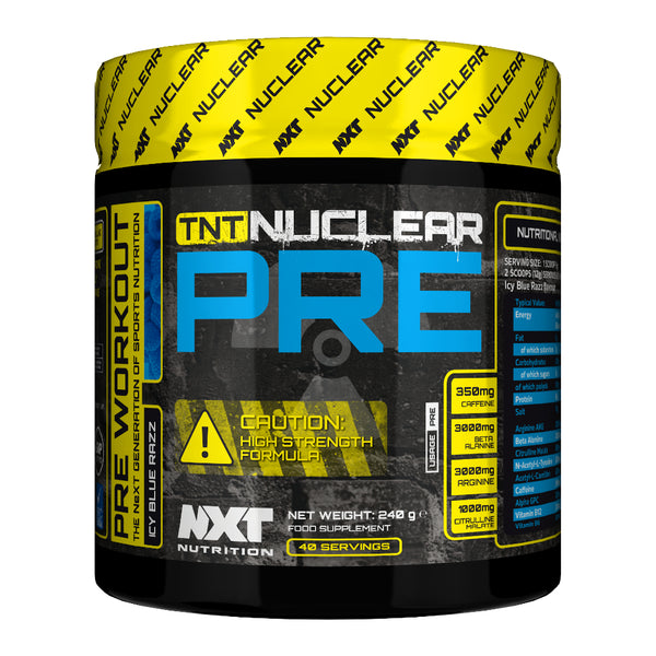 TNT Nuclear Pre Workout (NXT Nutrition)
