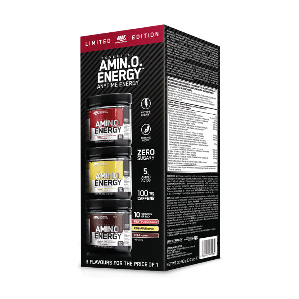 Amino Energy Variety Pack