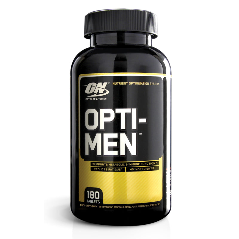 Optimum Nutrition Opti-Men - 180 Tablets