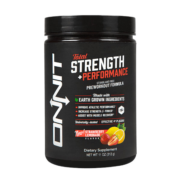 Onnit T+ Total Strength + Performance