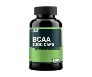 Optimum Nutrition BCAA (200 capsules)