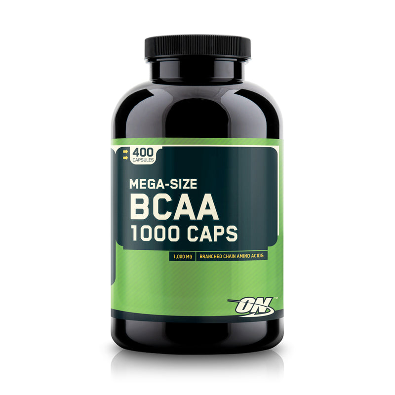 Optimum Nutrition BCAA - 400x 500mg