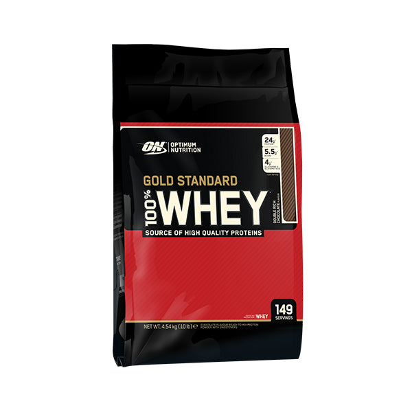 Optimum Nutrition Gold Standard 100% Whey 10lbs / 4.5kg