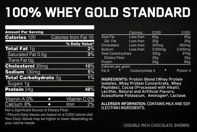 Optimum Nutrition Limited Edition Stack